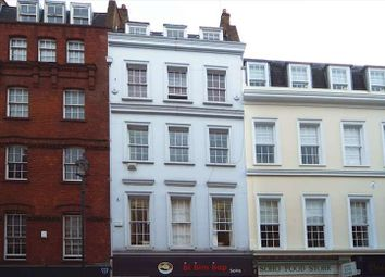 Thumbnail Serviced office to let in 11 Greek Street, London