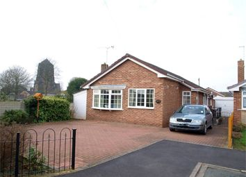 Thumbnail 2 bed detached bungalow for sale in Fairham Road, Stretton, Burton-On-Trent, Staffordshire