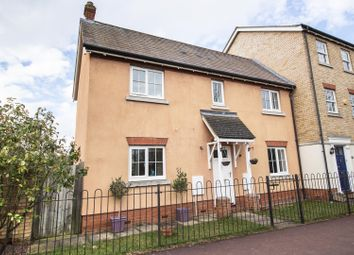 Thumbnail 2 bed end terrace house for sale in Jeavons Lane, Great Cambourne, Cambridge