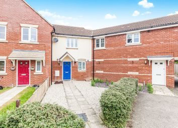 Thumbnail 2 bed terraced house for sale in Worsdell Close, Ipswich