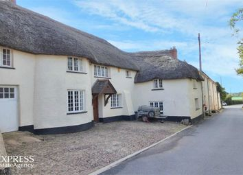 Thumbnail 4 bed detached house for sale in New Buildings, Sandford, Crediton, Devon