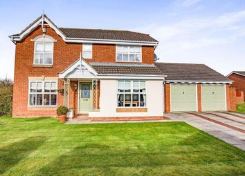 Thumbnail 4 bed detached house for sale in Pease Court, Eaglescliffe, Stockton On Tees