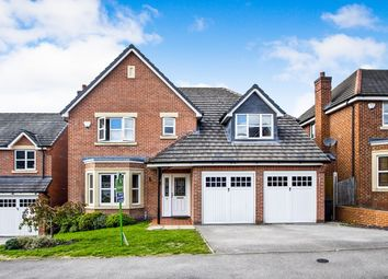 Thumbnail 4 bedroom detached house for sale in Gayton Road, Ilkeston