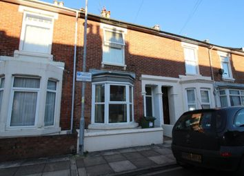 Thumbnail 5 bed property to rent in Playfair Road, Southsea