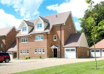 Thumbnail 4 bed end terrace house for sale in Oakhurst Park Gardens, Hildenborough, Tonbridge, Kent