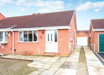 Thumbnail 2 bedroom semi-detached bungalow for sale in Osprey Close, York