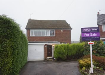 Thumbnail 3 bed detached house for sale in Marcliffe Drive, Bamford