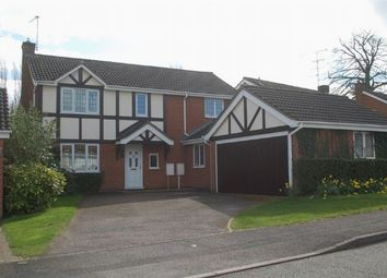 Thumbnail 4 bed detached house for sale in Corran Close, Dallington, Northampton