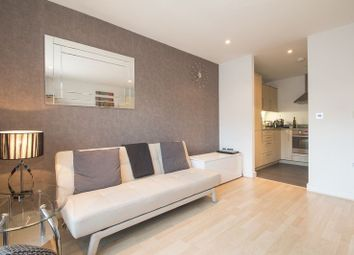 Thumbnail 1 bedroom flat to rent in Western Gateway, Royal Victoria Docks