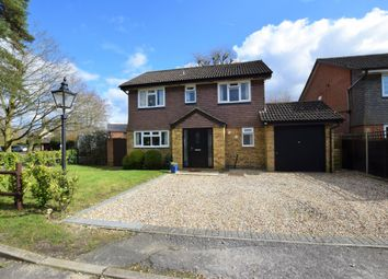 4 bed detached house for sale in Nightingale Close, Farnborough GU14