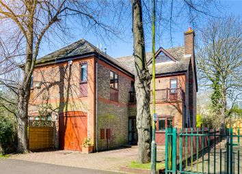 Thumbnail 4 bed semi-detached house for sale in Queen Elizabeth Walk, London