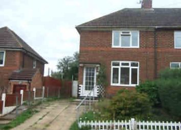 Thumbnail 2 bed semi-detached house to rent in Copthorne Road, Kingstanding, Birmingham