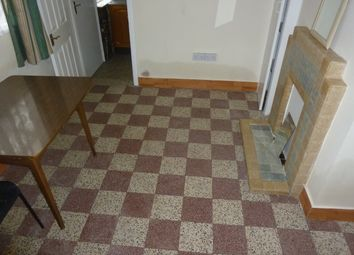 Thumbnail 3 bed terraced house to rent in Iddesleigh Road, Bedford