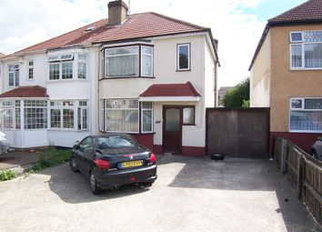Thumbnail Terraced house to rent in Valley Drive, Gravesend