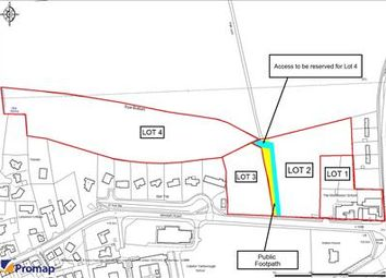 Thumbnail Land for sale in Former Montessori Nursery School Buildings, Top House Farm, Grimsby Road, Caistor