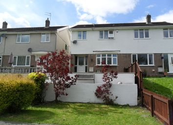 Thumbnail 4 bedroom semi-detached house for sale in Ynysmeudwy Road, Ynysmeudwy, Pontardawe.