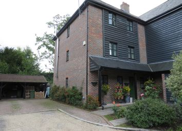 Thumbnail 4 bed town house for sale in Mill Place, Micheldever Station, Winchester