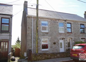 Thumbnail 3 bed semi-detached house for sale in Tregonissey Road, St Austell