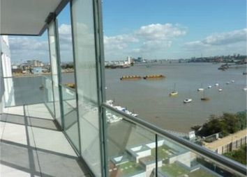 Thumbnail 2 bedroom flat for sale in City Peninsula, 25 Barge Walk, Greenwich Peninsula, London