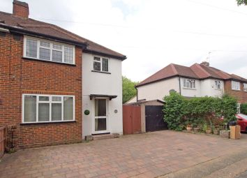 3 bed semi-detached house to rent in The Hawthorns, Ewell, Surrey KT17