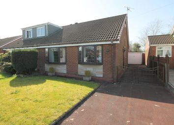 Thumbnail 2 bed semi-detached bungalow for sale in Bowness Road, Little Lever, Bolton