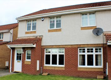 Thumbnail 3 bed semi-detached house for sale in Newton Avenue, Cambuslang