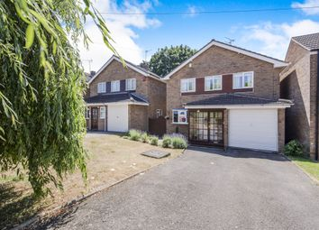 Thumbnail 3 bed detached house for sale in Springwell Drive, Countesthorpe, Leicester