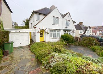 Thumbnail 3 bed semi-detached house for sale in Downside Road, Sutton