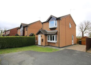 Thumbnail 3 bedroom detached house for sale in Pinfold Close, Osbournby, Sleaford