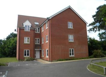 Thumbnail 2 bedroom flat to rent in Castle Gardens, Kesgrave, Ipswich
