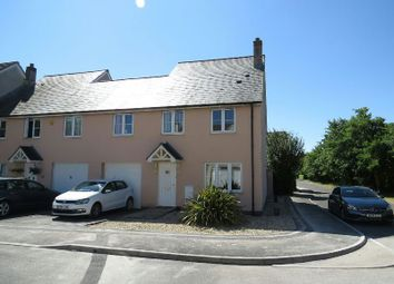 Thumbnail 4 bed end terrace house for sale in Ferry Lane, Lympsham, Weston-Super-Mare