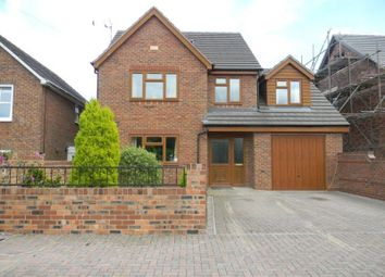 Thumbnail 4 bed detached house for sale in Hang Hill Road, Bream, Lydney