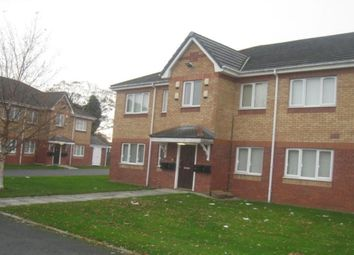 Thumbnail 2 bedroom flat to rent in Larchtree Mews, West Derby, Liverpool