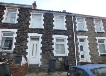Thumbnail 3 bed terraced house to rent in Part Street, Blaina, Abertillery