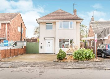 Thumbnail 4 bedroom detached house for sale in Francis Gardens, Peterborough