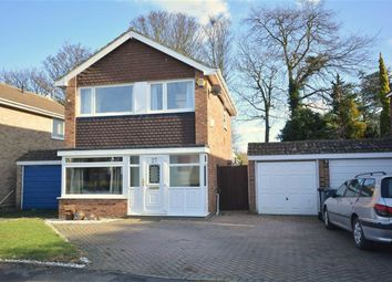 Thumbnail 3 bedroom detached house for sale in Caroline Crescent, Broadstairs, Kent