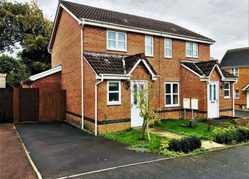 Thumbnail 3 bed semi-detached house for sale in Leucarum Court, Swansea