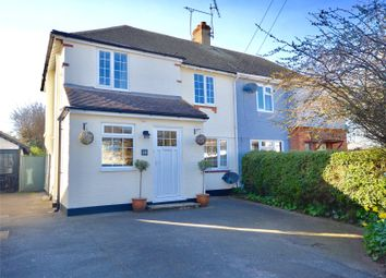 Thumbnail 3 bed semi-detached house for sale in Chilton Close, Chelmsford, Essex