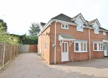 Thumbnail 2 bed semi-detached house for sale in Coates Road, Southampton