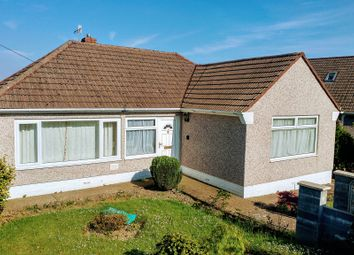 Thumbnail 3 bed detached bungalow for sale in Lansbury Close, Caerphilly
