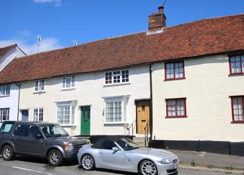 Thumbnail 2 bedroom terraced house for sale in 43 Mill End, Thaxted, Dunmow, Essex
