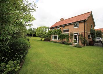 Thumbnail 4 bed detached house for sale in Kirby Misperton, Malton
