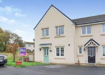 Thumbnail 3 bed semi-detached house for sale in Ffordd Y Coegylfinir, Swansea