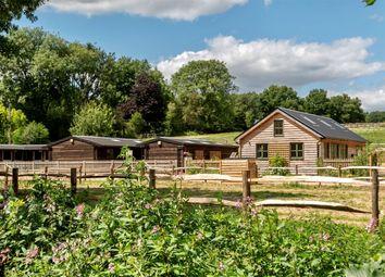 Thumbnail Land for sale in Hartfield Road, Cowden, Edenbridge