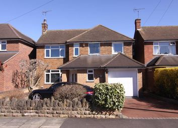 Thumbnail 4 bed detached house for sale in Balmoral Drive, Bramcote, Nottingham