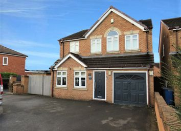 4 bed detached house for sale in Hill Street, Hednesford, Cannock WS12
