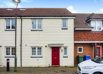 3 bed terraced house for sale in Mallard Crescent, Iwade, Sittingbourne ME9