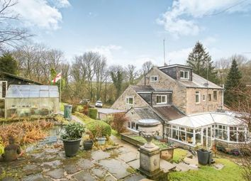 Thumbnail 4 bed semi-detached house for sale in Garrison View, Birch Vale, High Peak, Derbyshire