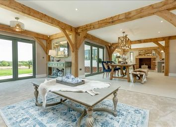 Thumbnail 4 bed detached house for sale in Broadwater Lane, Horsham, West Sussex