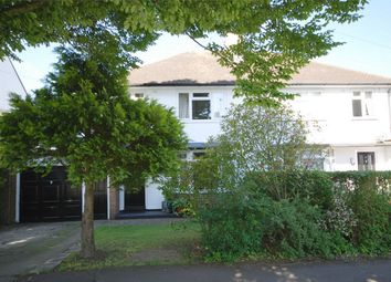 Thumbnail 3 bed semi-detached house for sale in Avon Road, Chelmsford, Essex